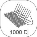 1000 Denier Cordura / PU bonded