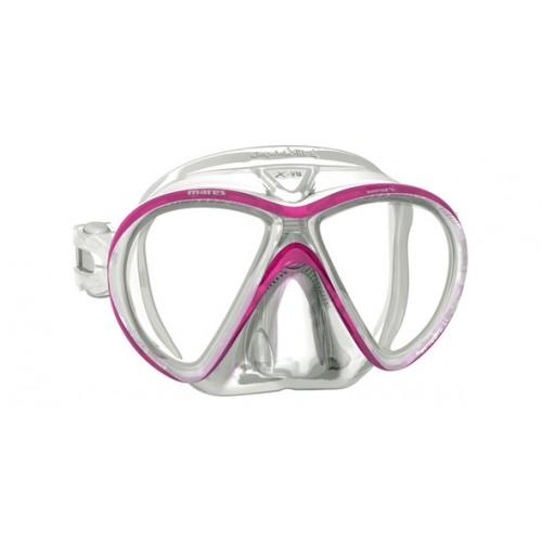 Mares X-VU LiquidSkin Sunrise Mask