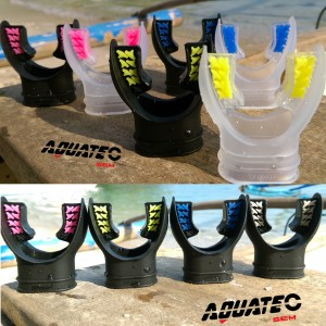 Aquatec MP-900 Scuba Tec Diving Mouthpiece
