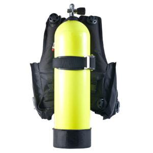 Aquatec BC-87 Scuba Professorinal Diver BCD